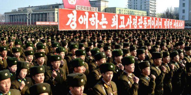 La Corée du Nord rompt son pacte de non-agression avec la Corée du