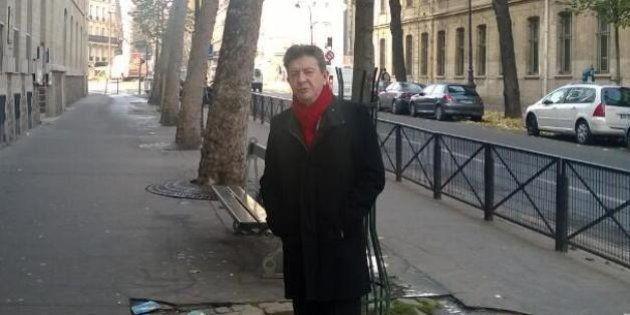 Interview de Mélenchon : le leader du Front de gauche répond par