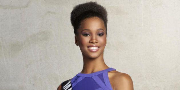Pourquoi les cheveux de la candidate martiniquaise, Morgane Edvige, seront au centre de l'attention lors...