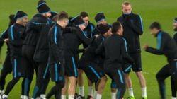 Le drôle d'entraînement du Barça avant de rencontrer