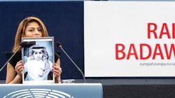 Blogueur condamné à 1000 coups de fouet: Le cri de coeur de sa femme au Parlement