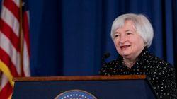 La Fed relève ses taux pour la première fois depuis
