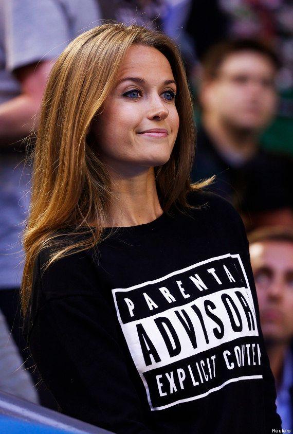 Kim Sears: la petite amie d'Andy Murray répond avec humour aux critiques après son insulte adressée à...
