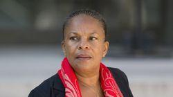 Taubira estime l'indemnisation des victimes des attentats à 300 millions