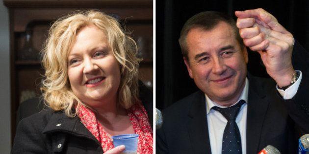 Législative partielle dans le Doubs: les candidats FN et PS qualifiés pour le second tour, l'UMP