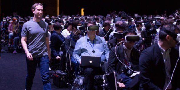 Oubliez la réalité virtuelle, c'est sur la réalité augmentée qu'il faut miser pour