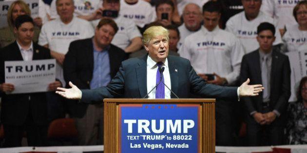 La primaire républicaine dans le Nevada remportée par Donald