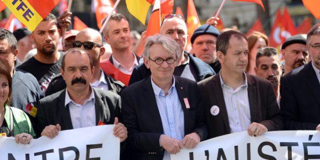 Les syndicats exigent le retrait du plafonnement des indemnités prud'homales de la loi El
