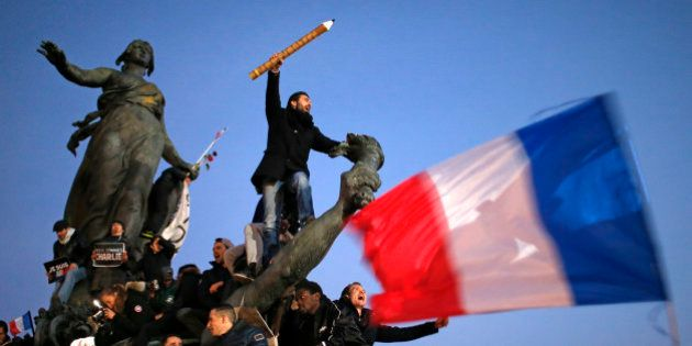 Charlie Hebdo : Davantage de Français fiers d'être Français depuis la marche du 11 janvier, selon un