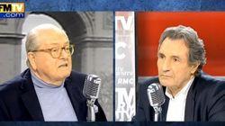 Pétainisme, chambres à gaz... Jean-Marie Le Pen, tel qu'il