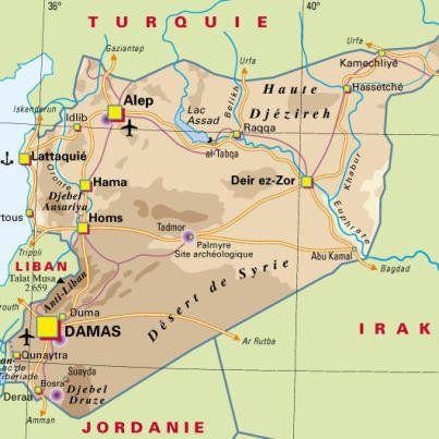 Syrie: Tableau d'une guerre déjà