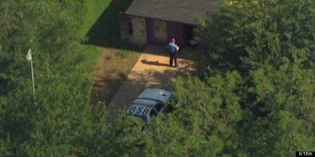 Houston: la police découvre quatre hommes prisonniers dans un taudis depuis des