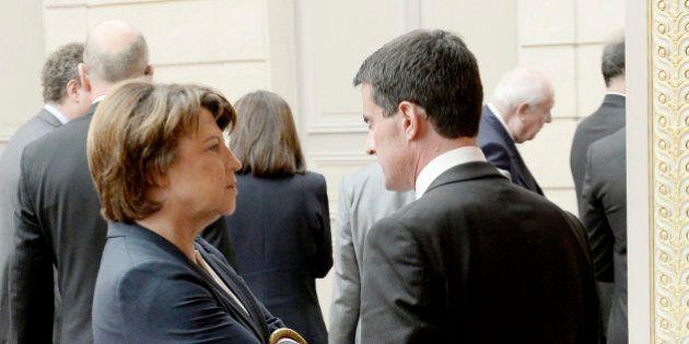 Martine Aubry étrille la réforme du code du travail et la politique de François