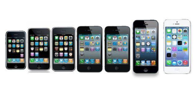 PHOTOS. iOS, l'histoire du système mobile