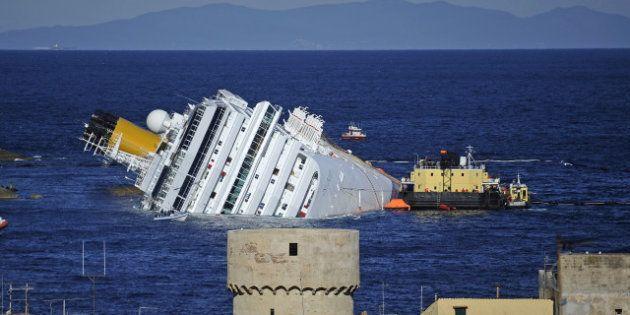 Naufrage du Costa Concordia: cinq co-accusés de Francesco Schettino condamnés à des peines de