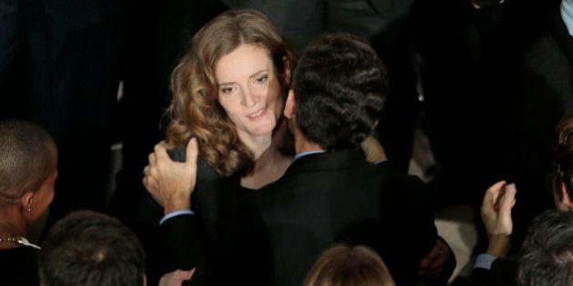 Sarkozy - NKM: le meeting de la candidate UMP tourne au triomphe de