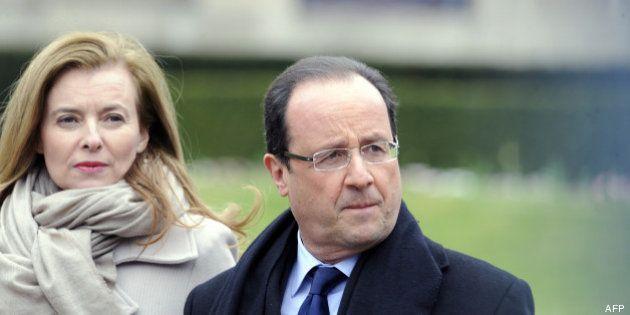 François Hollande rend une visite surprise aux époux Chirac en