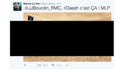 La photo de James Foley supprimée du compte Twitter de Marine Le