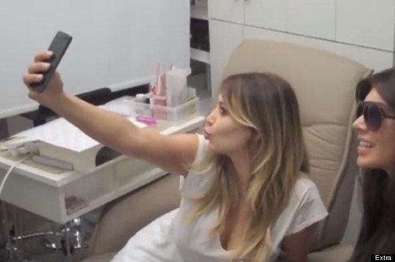 VIDÉO. Selfie de Kim Kardashian: elle vous apprend comment faire un autoportrait