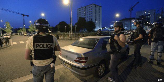 Nuit agitée à Trappes et dans d'autres communes des Yvelines, où un dispositif de sécurité conséquent...