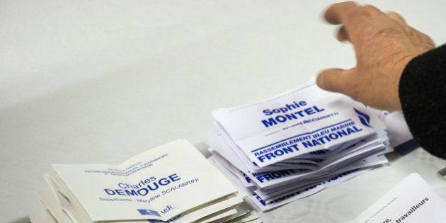 Législative partielle dans le Doubs: un Front républicain à l'UMP, c'est