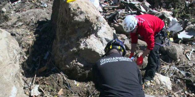 Crash de l'A320 de Germanwings: la seconde boîte noire a été