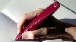Un stylo pour aider les malades de Parkinson à