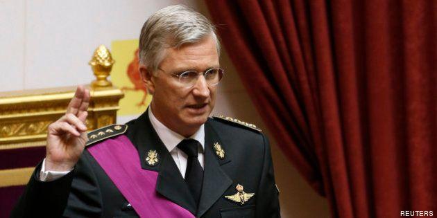 VIDÉOS. Philippe devient officiellement roi des Belges après l'abdication de son père