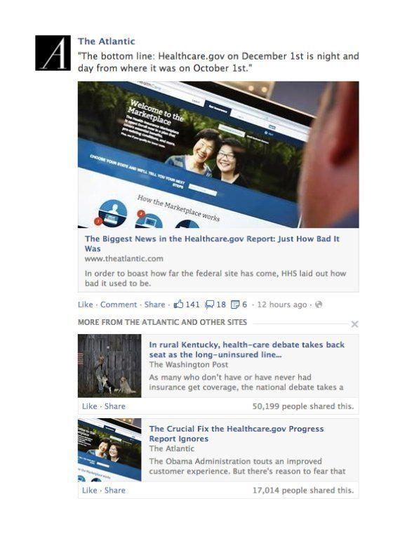 Facebook fait évoluer son fil d'actualité pour montrer plus d'informations à ses