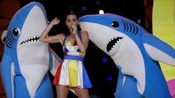 Les requins de Katy Perry ont bien fait rire les