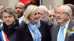 Collard critique Le Pen qui l'invite à