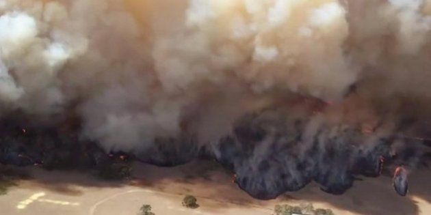 VIDÉO. Des incendies par centaines ravagent le sud de