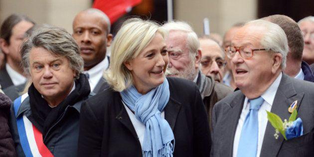 Jean-Marie Le Pen: critiqué par Gilbert Collard sur Twitter, il l'invite à