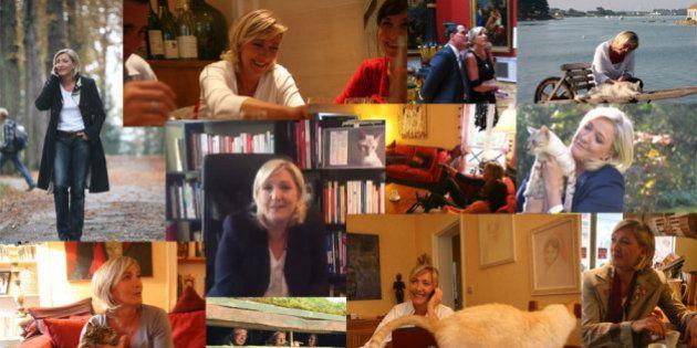 Marine Le Pen en campagne: ce que dit sa stratégie de com' (et ce qu'elle ne dit