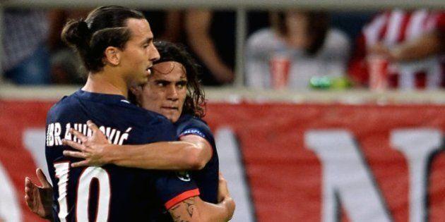 Ligue des champions : le PSG bousculé puis souverain face à