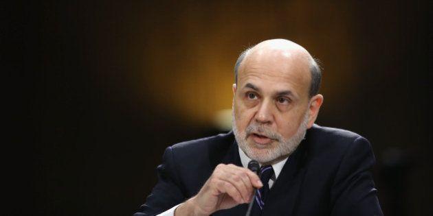 Réserve fédérale: comment Ben Bernanke a évité la faillite certaine des