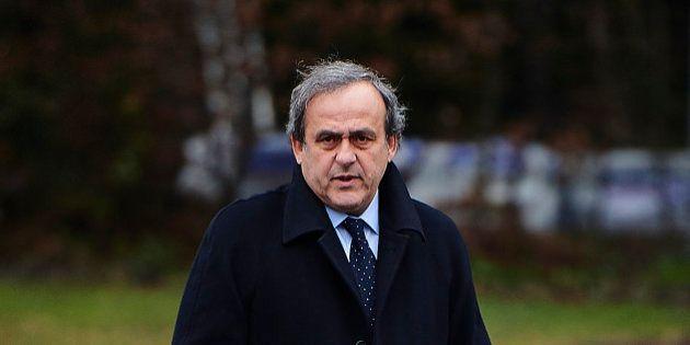 Michel Platini juge
