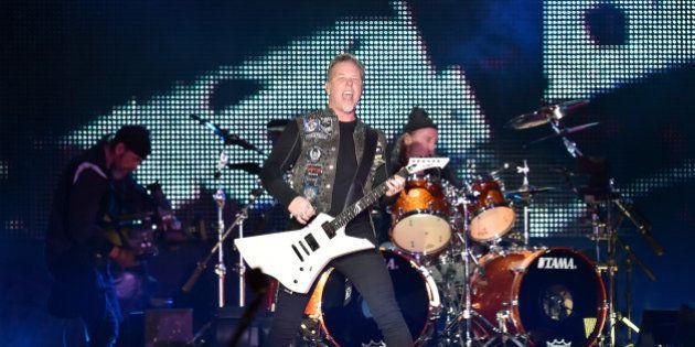 Metallica sort un album de morceaux enregistrés au Bataclan pour les victimes des attentats du 13