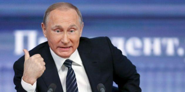 Pour Vladimir Poutine, Donald Trump est un