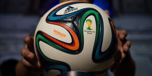 Coupe du Monde 2014 : le ballon officiel