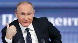 Vladimir Poutine ne pense que du bien de Donald
