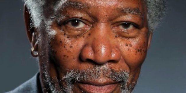 VIDEO. Un dessin très réaliste de Morgan Freeman réalisé au doigt sur un