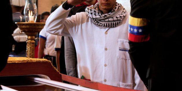 VIDÉOS. Hugo Chavez embaumé, comment ça marche