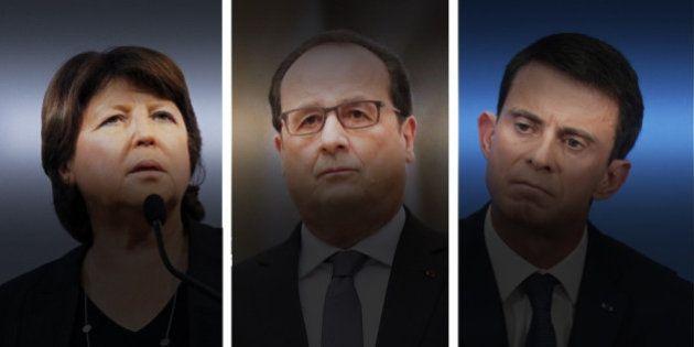 Guerre Valls-Aubry: jusqu'où ira la fracture des deux