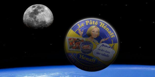 Hénaff et Ducasse vont nourrir les astronautes de la station spatiale