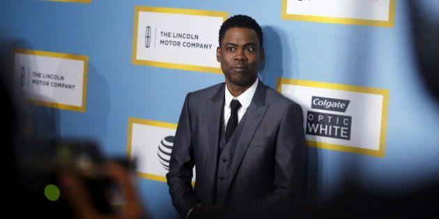Comment Chris Rock, acteur et humoriste noir, a géré la polémique des Oscars
