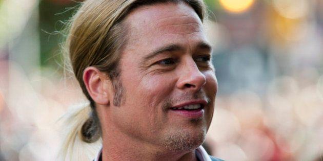 PHOTO. Brad Pitt s'invite à un