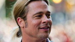 Brad Pitt s'invite à un
