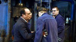 Hollande défend l'industrie et annonce des mesures pour les