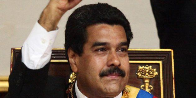 Vénézuela : le président par intérim Nicolas Maduro convoque une élection présidentielle